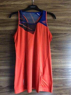 Adidas Sporttop rood-blauw