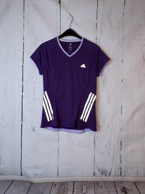 Adidas Shirt climacool supernova Sports - Gr. M - 38/40 - lila