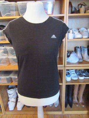 Adidas Shirt Gr.44 schwarz