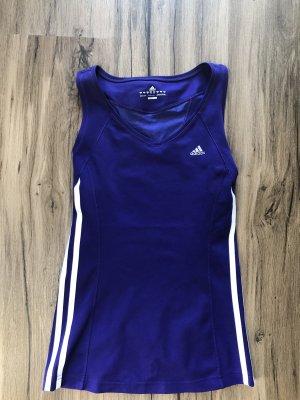 Adidas Shirt in tollen Blau