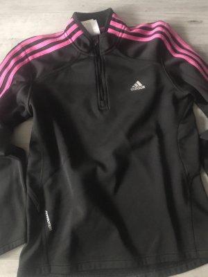Adidas Shirt innen mit Fleece - Gr 38