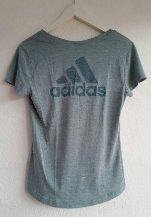 Adidas Shirt V-Ausschnitt lässig