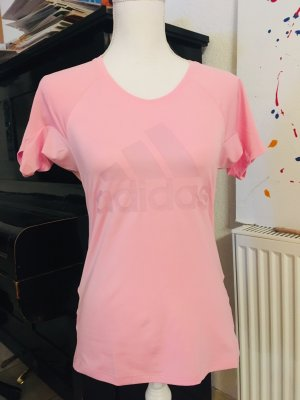 Adidas Camisa deportiva rosa claro
