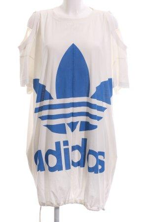 Adidas Shirtkleid Farbverlauf Casual-Look