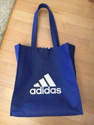 Adidas Borsa da shopping blu