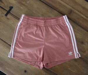 Adidas Shorts in rosa rose Größe S 36 Retro Originals