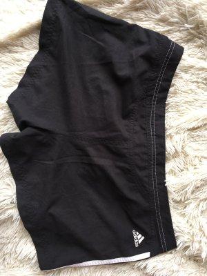 Adidas Shorts Kurz schwarz