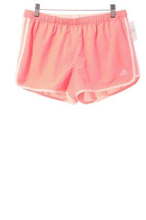 Adidas Shorts neonorange sportlicher Stil