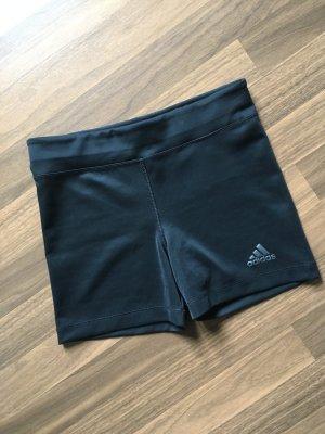 adidas Shorts Tights Fitness Sport Gym schwarz Gr. XS