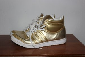 Adidas Sleek Series Sneaker high Gold