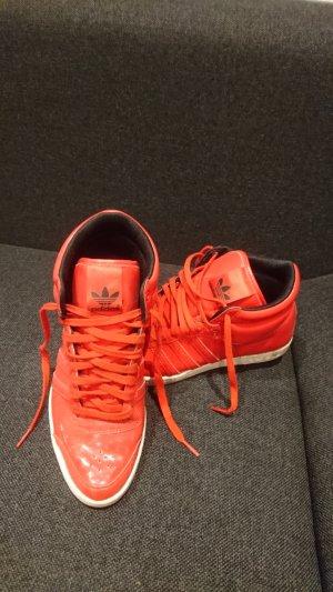 adidas sleek series sneaker, Lackschuhe