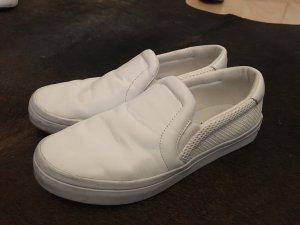 Adidas slip on skate 38 2/3 weiß