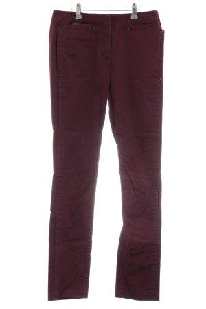 Adidas SLVR Pantalon chinos rouge style décontracté