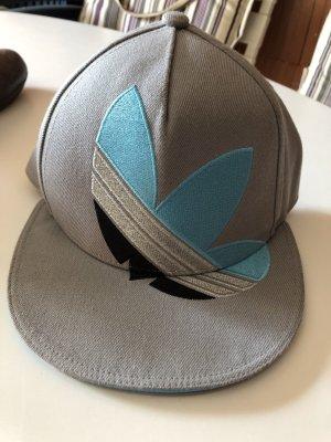 Adidas Berretto da baseball grigio chiaro-azzurro