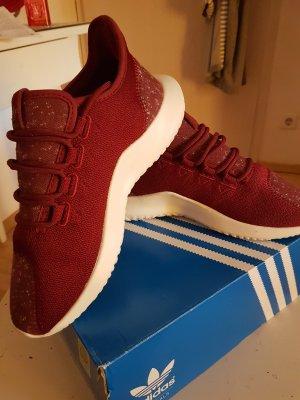 Adidas Sneaker stringata bordeaux