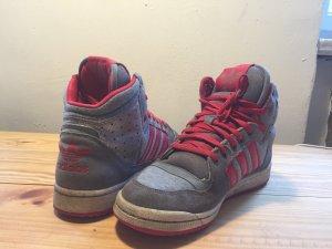 Adidas Originals High top sneaker grijs