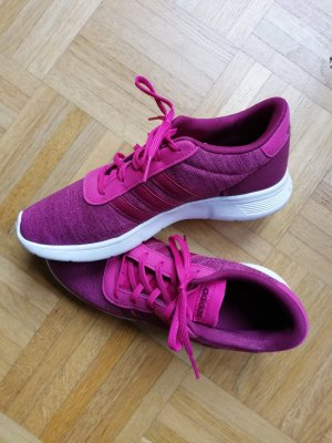 Adidas Lace-Up Sneaker raspberry-red-magenta