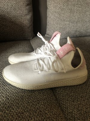 Adidas Originals Lace-Up Sneaker white-rose-gold-coloured