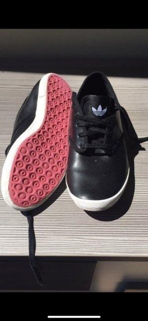 Adidas Basket slip-on noir-rose