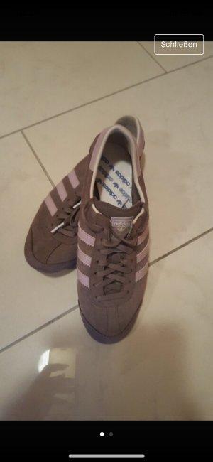 Adidas Originals Sneaker stringata grigio-lilla