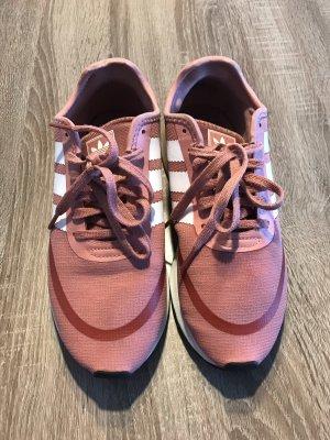 Adidas Zapatilla brogue blanco-rosa