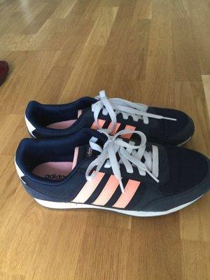 Adidas Sneaker blau Rose