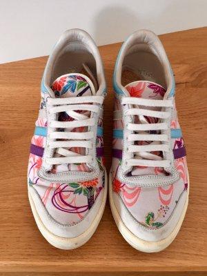 Adidas Sneaker Blumen Muster 39 ⅓