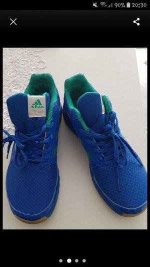 Adidas Originals Sneaker blu-verde