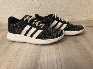 Adidas NEO Sneakers met veters wit-zwart