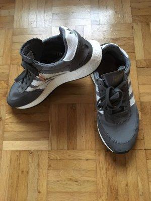 Adidas Originals Sneakers met veters grijs