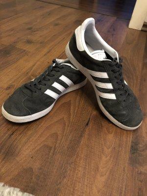 Adidas Sneaker Gazelle dunkelgrau 38 2/3