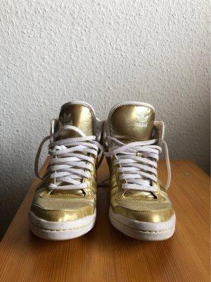 Adidas Sneaker Gold