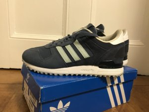 Adidas Originals Sneaker stringata menta-blu acciaio