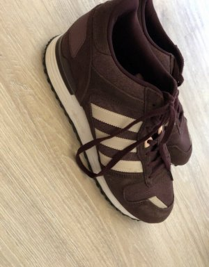 Adidas Lace-Up Sneaker bordeaux