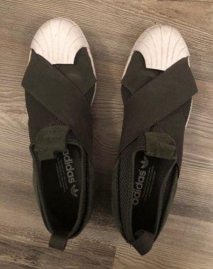 Adidas Sneaker Grün Größe 40.5