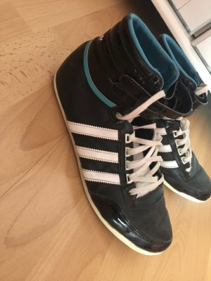 Adidas Lace-Up Sneaker black-blue