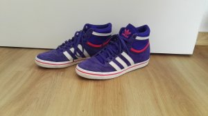 Adidas Lace-Up Sneaker blue violet