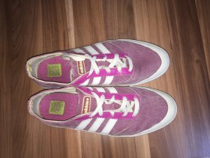 Adidas Sneaker lila/pink