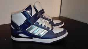 Adidas Sneaker Mid Remo V22070 Blau-Weiß