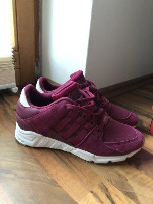 Adidas Lace-Up Sneaker purple