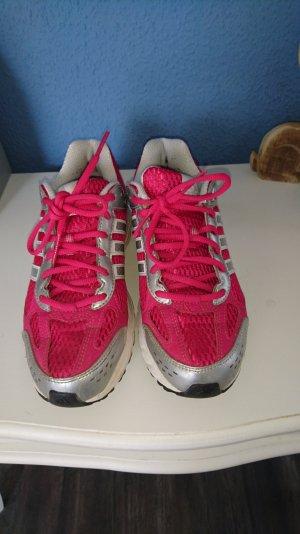 Adidas Sneaker pink silber