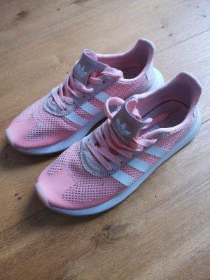 Adidas Sneaker rosa, Gr. 38 2/3