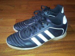 Adidas Sneaker schwarz/weiß/gold unisex LETZTE PREISSENKUNG!