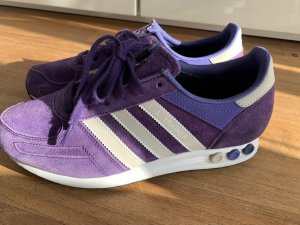 Adidas Lace-Up Sneaker lilac