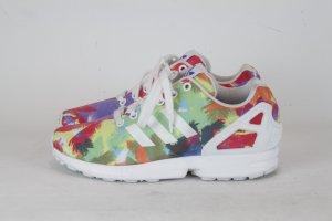 Adidas Sneaker Turnschuh ZX FLUX Torsion Gr. 38 bunt gemustert