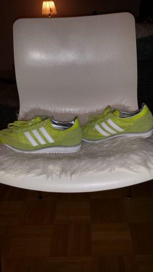 Adidas Sneaker Vintage White Green Größe 37 1/3