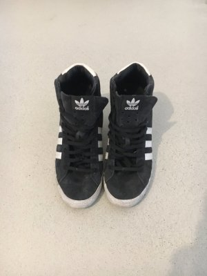 Adidas Wedge Sneaker black-white