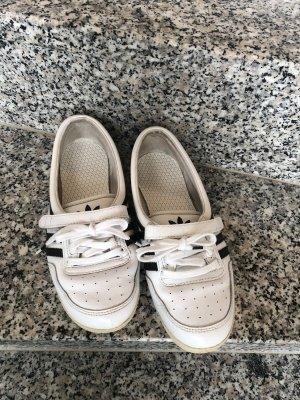 Adidas sneaker weiß/schwarz Gr.38