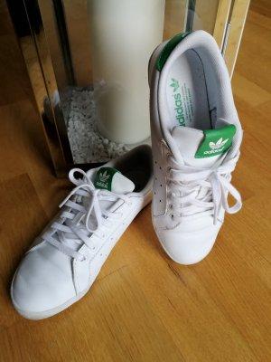 Adidas Sneaker white green 36 2/3