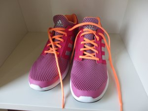 Adidas Sneakers in Pink/Orange